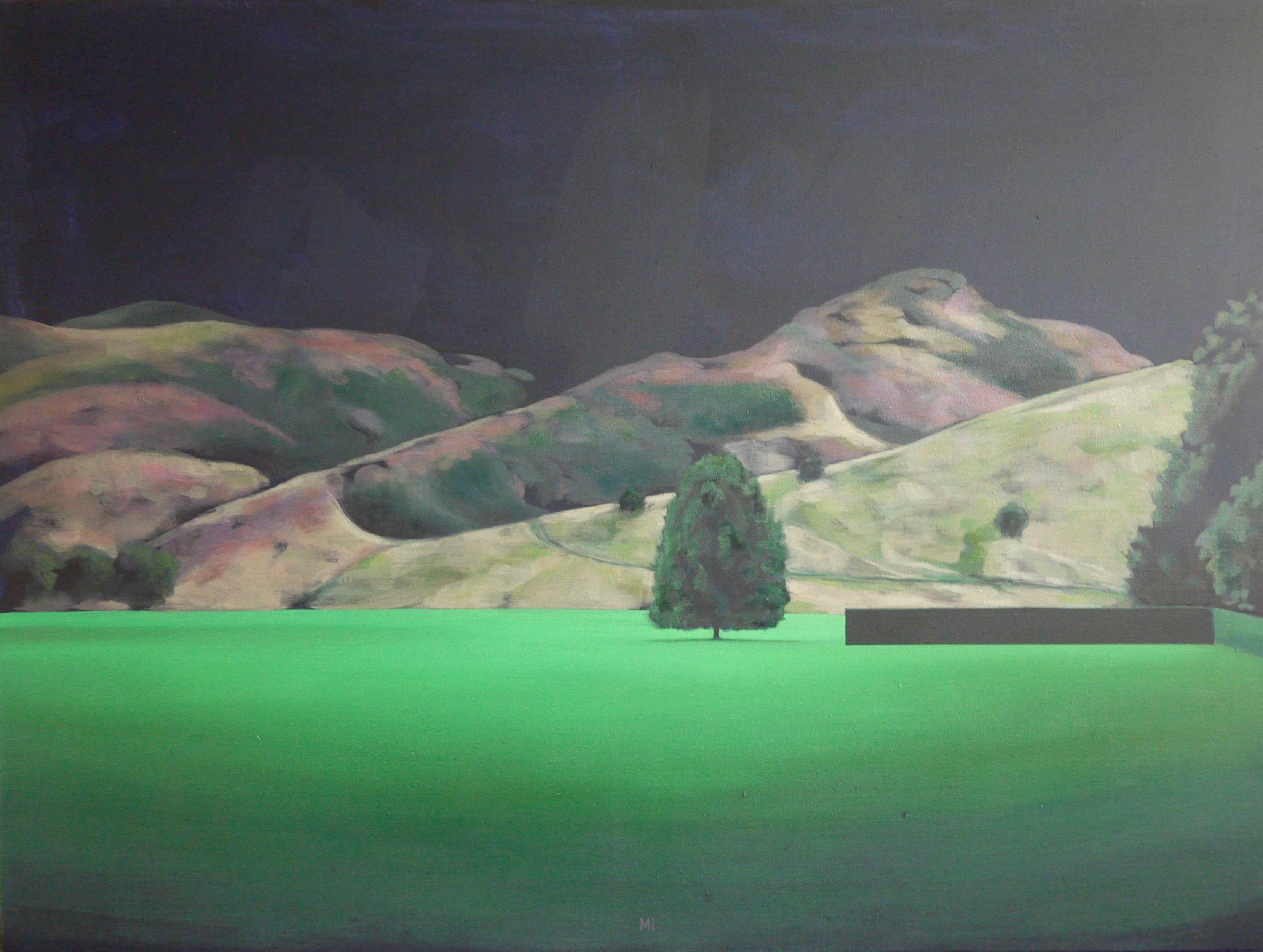 landscape, mathieu iquel 2017 scotland