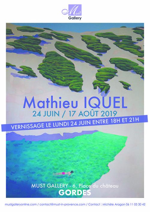 Exposition à Gordes chez «Must Gallery»