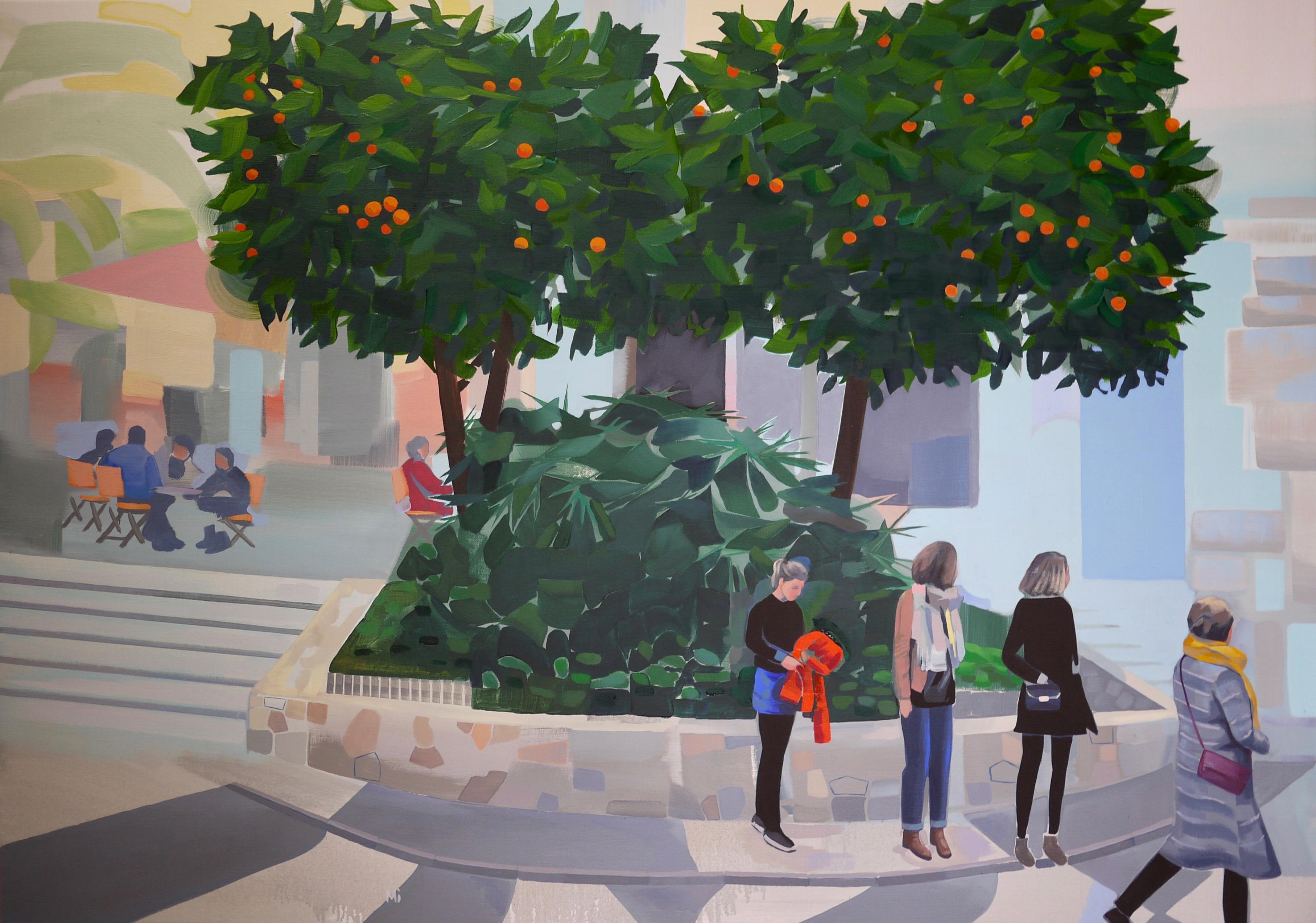 les orangers