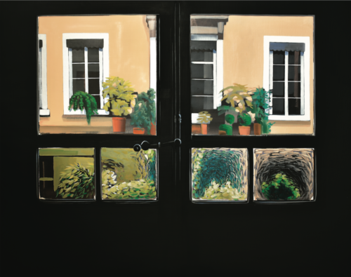 Fenêtre , 2019